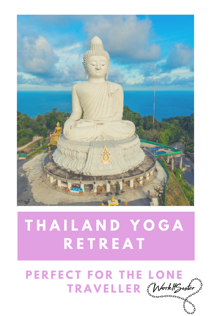 Phuket Yoga Retreat - CC\'s is the perfect destination for the lone traveller looking to do yoga and enjoy what Phuket has to offer. Travel alone or solo travel with yoga twice a day, meditation, excursions, flow, hatha, yin, LGBTQ friendly too! Read more...