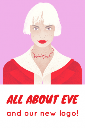 All About Eve and Our New Logo