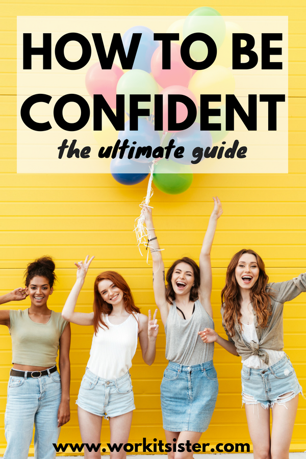 Have trouble with confidence? Use this step by step guide to get a hold of your inner confidence so you can shine bright. Increase self esteem and confidence with actionable tips, tools and tricks…