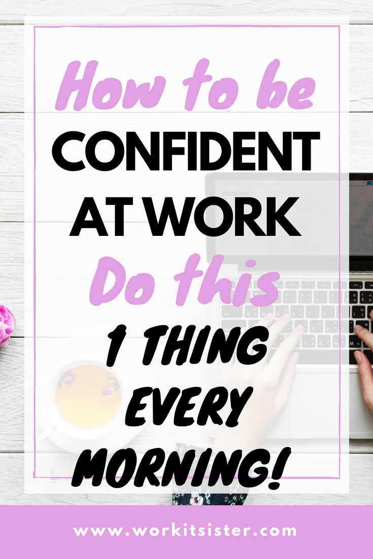 Have trouble with confidence at work? The secret to unlimited confidence is to change your thoughts and beliefs. The confidence trick is to start to move towards a growth mindset where you can believe that you can learn anything. Here\'s how.... #confidence | confidence boost, how to get more confidence at work