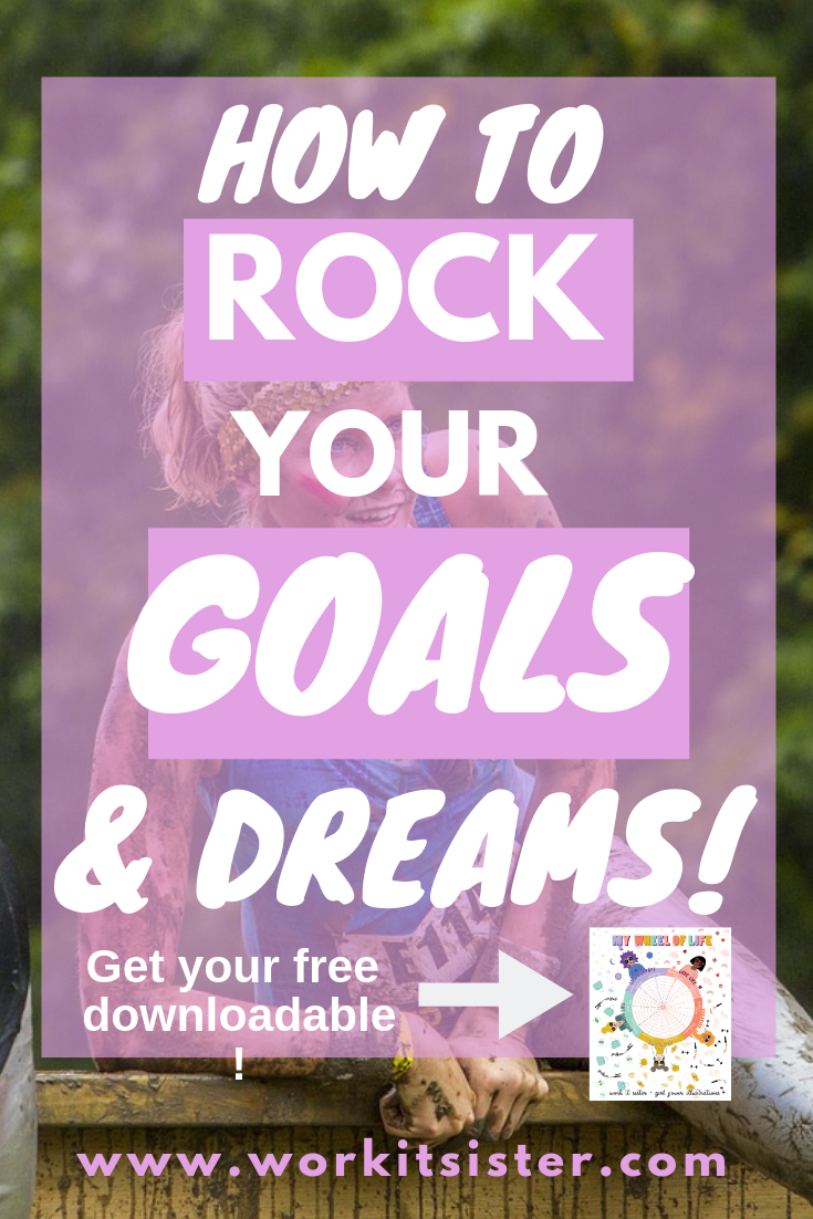 Realise your goals and dreams with these easy, goal setting and smashing tactics. They've changed MY life and I'm certain they can work for YOU too! #goalsetting #goalsmashing #goals #achievegoals #motivation