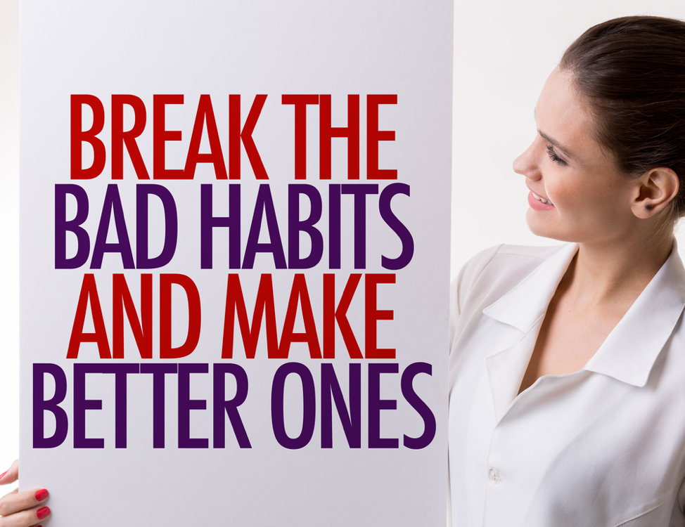 Create a New Habit and Change Your Life!